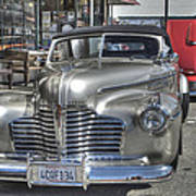 Vintage Cruise Cars 6 Poster