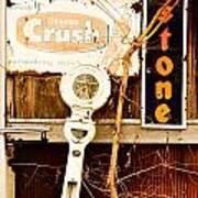 Vintage Crush Poster