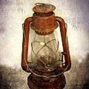 Vintage Lantern Poster
