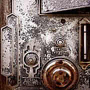 vintage-machinery photograph The Incubator Poster by Ann Powell