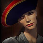 Vintage - Mannequin Poster