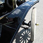Vintage Model T Poster