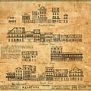 Vintage New Orleans Poster
