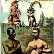 Vintage Poster - Plug Tobacco Poster
