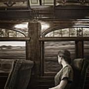 Vintage Travels Poster