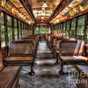 Vintage Trolley No. 948 Poster