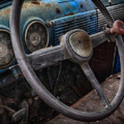 Vintage Truck 2 Poster