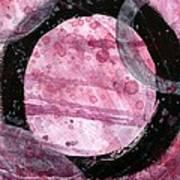 Violet Circles 2 Poster