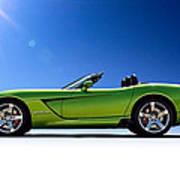 Viper Roadster Poster