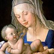 Virgin And Child Holding A Half-eaten Pear, 1512 Poster