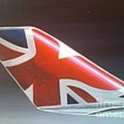 Virgin Atlantic Winglet Poster