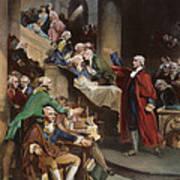 Virginia: Patrick Henry, 1765 Poster