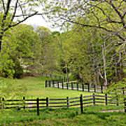 Virginia Spring Poster