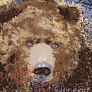 Visionary Bear Poster