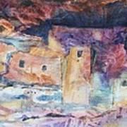 Visions Of Mesa Verde Poster