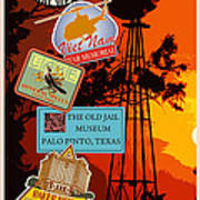 Visit Mineral Wells Poster