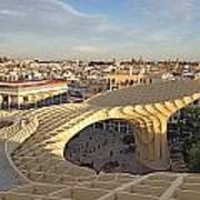 Vista De Sevilla Poster