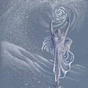 Vivaldi The Four Seasons Winter      Poster by Elizabeth Dobbs