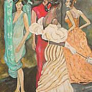 Vogue Ladies Poster