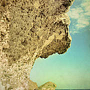 Volcanic Paradise Poster