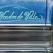 Voodoo De Ville Poster