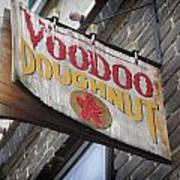 Voodoo Doughnuts Poster