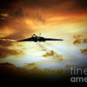 Vulcan Fire  Poster