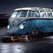 Vw Kleinbus Poster