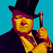 W C Fields 20130217m135 Poster by Wingsdomain Art and Photography