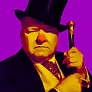 W C Fields 20130217m30 Poster by Wingsdomain Art and Photography