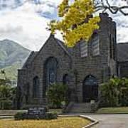 Wailuku Church Poster