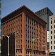 Wainwright Building Poster