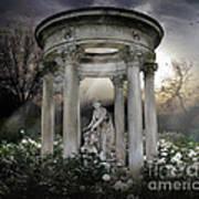 Wake Up My Sleepy White Roses - Sunlight Version Poster