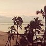 Waking Up On Waikiki Poster