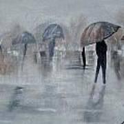 Walk In The Rain Poster