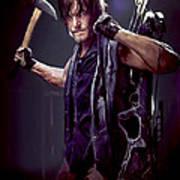 Walking Dead - Daryl Dixon Poster