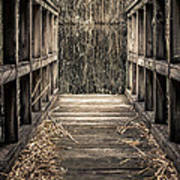 Walkway Out Poster
