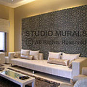 Wall Mural Poster by Milind Badve