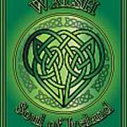 Walsh Soul Of Ireland Poster