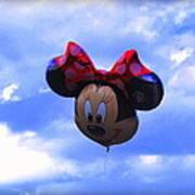 Walt Disney Smile Poster