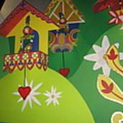Walt Disney World Resort - Magic Kingdom - 1212109 Poster by DC Photographer