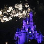 Walt Disney World Resort - Magic Kingdom - 121245 Poster by DC Photographer