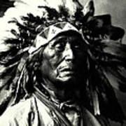 Wanduta Lakota Sioux Poster