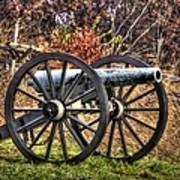 War Thunder - The Morris Artillery Page's Battery Oak Hill Gettysburg Poster