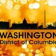 Washington Dc 3 Poster