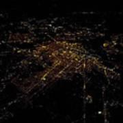 Washington Dc At Night II Poster