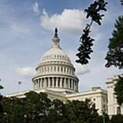 Washington Dc Capitol Dome Poster