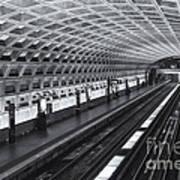 Washington Dc Metro Station I Poster