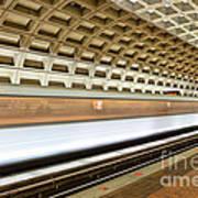 Washington Dc Metro Station Vii Poster