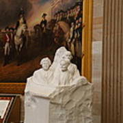 Washington Dc - Us Capitol - 011324 Poster by DC Photographer